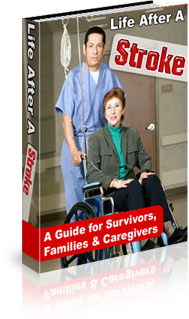 book cover life after a stroke